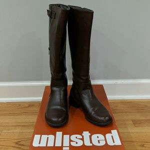 Unlisted Wide Calf Boots